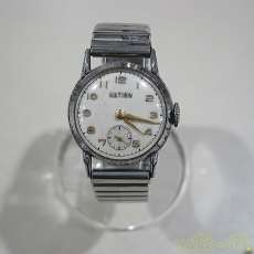 手巻き腕時計 NATIONAL