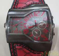 クォーツ・アナログ腕時計|OULM