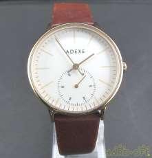 クォーツ・アナログ腕時計|ADEXE
