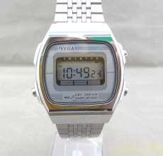 クォーツ・アナログ腕時計|VEGA