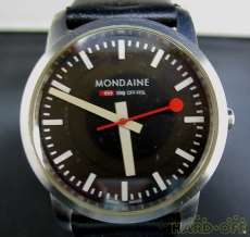 クォーツ・アナログ腕時計|MONDAINE
