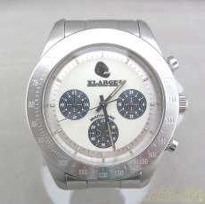 クォーツ・アナログ腕時計|X-LARGE