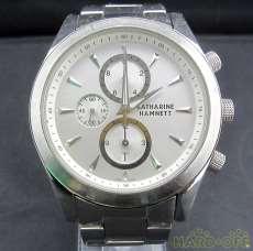 クォーツ・アナログ腕時計|KATHARINE HAMNETT