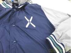 フード付きネイビージャケット|XLARGE