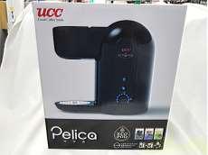 未使用品 UCC コーヒーメーカー EP3 ペリカ エコポッド ナイトブラック|UCC上島珈琲