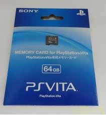 PS Vitaメモリーカード 64GB