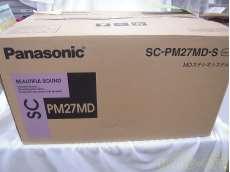 未開封!パーソナルミニコンポ!CD!MD!カセット!ラジオ!|PANASONIC