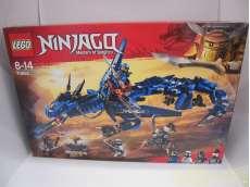 未開封品!ジェイとイナズマ・ドラゴン|LEGO
