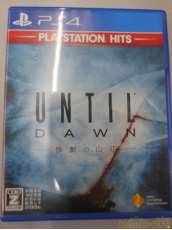 PS4ソフト アンティル・ドーン -惨劇の山荘-|SIE