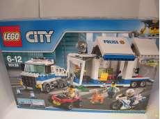 未開封品!シティポリストラック司令本部|LEGO