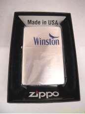 未使用!Winstonジッポ|ZIPPO