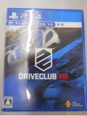 PS4ソフト DRIVE CLUB VR|SIE