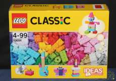 クラシック アイデアパーツ <明るい色セット>|LEGO