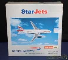 BRITISH AIRWAYS|STARJETS