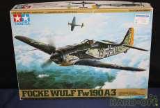 FOCKE WULF FW190A3|TAMIYA
