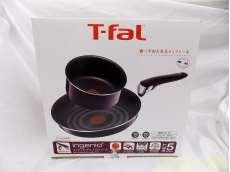 未使用 T-fal ティファール インジニオ・ネオ フィグノワール セット5|T-fal