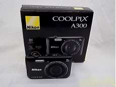 デジタルカメラ COOLPIX A300