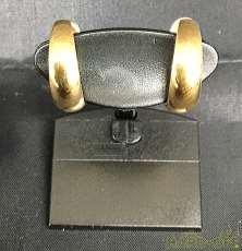 K18 金 イヤリング 宝飾品 貴金属|宝石無しイヤリング