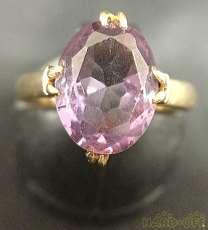 K18 金 リング 宝飾品 貴金属|宝石付きリング