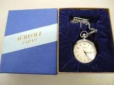 クォーツ式懐中時計|AUREOLE