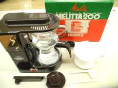 コーヒーメーカー|Melitta