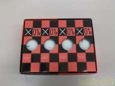ツアーステージ X-01H ゴルフボール1ダース|BRIDGESTONE GOLF