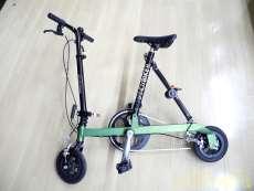 折りたたみ自転車|HANDY BIKE