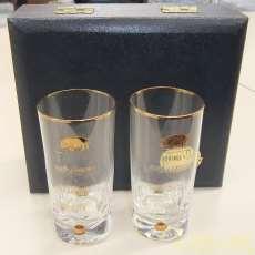 洋食器関連 ボヘミアグラス