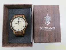 クォーツ・アナログ腕時計 EINBAND