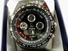 クォーツ・アナログ腕時計|ALPS