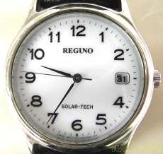 クォーツ・アナログ腕時計|REGUNO