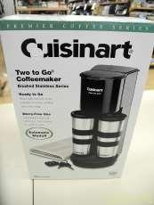 コーヒーメーカー CUISINART
