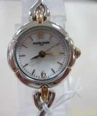 クォーツ・アナログ腕時計|marie claire