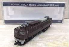 国鉄EF62 ブラウン|TOMIX