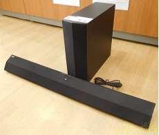 2.1chホームシアターシステム SONY