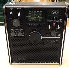 ジャンク 昭和レトロ ラジオ SONY