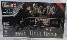 トラック&トレーラー AC/DC プラモデル ドイツレベル|REVELL
