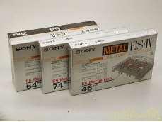 メタルテープ4本セット SONY