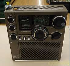 昭和レトロ ラジオ SONY