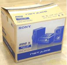 NETJUKE HDD/CD/MD対応 ハードディスクコンポ|SONY