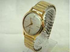 SEIKO クロノス23石/手巻き腕時計/ゴールド|SEIKO