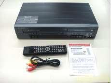 地デジ対応VHS一体型DVDレコーダー