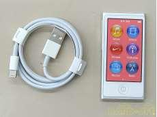 iPod nano第7世代 16GB シルバー (管理記号B) APPLE