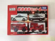 緊急車両セット4 TAKARA TOMY