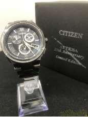 25THモデル ATTESA ソーラー電波腕時計|CITIZEN