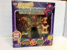 HOLIDAY SPECIAL SPIDERMAN|TOYBIZ