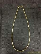 ネックレス 金 K18