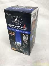 マイクロガスバーナーコンロ M-6352|CAPTAIN STAG