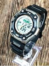 腕時計 カシオスポーツギア タイドグラフ CASIO