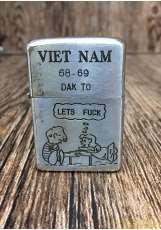 VIET NAM 68‐69 DAK TO ライター ZIPPO